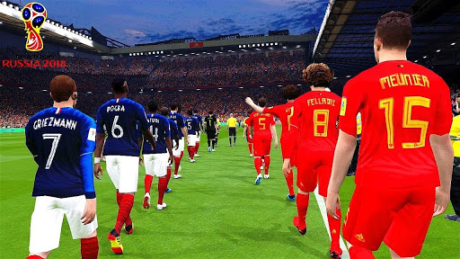 France vs Belgium semi finals