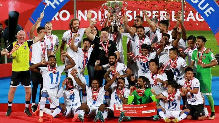 chennaiyin FC ISL